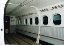 Aircraft Cabin Interior