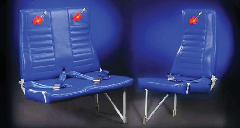 Combi-Commuter Seats